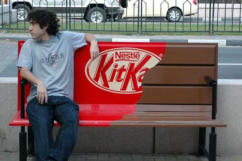 Qué te comerías ahora mismo? :)__ Kitkat